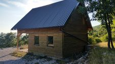 Free Croatia Udbina-hunters Houses Royalty Free Stock Photo - 57746345