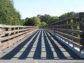 Free Shadowed Bridge Royalty Free Stock Photos - 5789158
