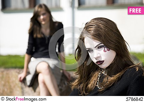 Free Modern Teenager Culture Stock Photography - 5786842