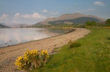 Free Loch Awe Stock Photos - 5780203