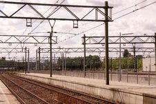 Free Railway Station Stock Photography - 5781532