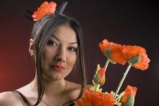 Free Poppies Stock Photo - 5781650