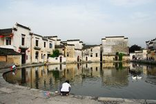 Free Old Houses Around Yue Zhao Royalty Free Stock Photography - 5781717