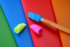 Free School Supplies Royalty Free Stock Images - 5781899