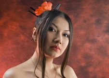 Free Asian Girl Royalty Free Stock Images - 5781919