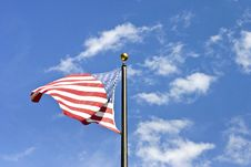 Free American Flag Stock Photos - 5782383
