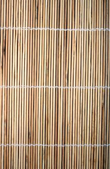 Free Bamboo Mat Background Stock Images - 5782914