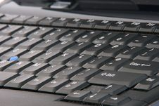 Free Laptop Keyboard Royalty Free Stock Image - 5782966