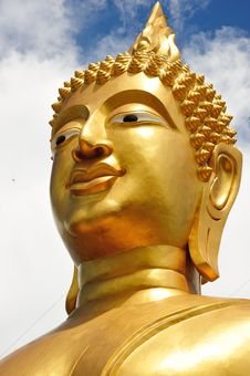 Thailand Pattaya The Big Buddha Royalty Free Stock Photos