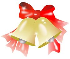 Free Christmas Bells Stock Photo - 5783540