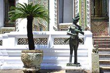 Free Thailand Bangkok Wat Phra Kaew Stock Photos - 5783853
