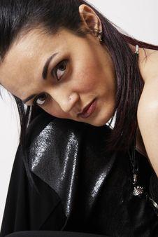 Free Beautiful Brunette Woman Stock Photos - 5784113