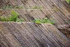 Rock Structure Stock Photography