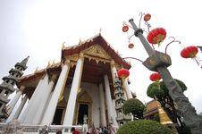 Free Wat Sutad Stock Image - 5785521