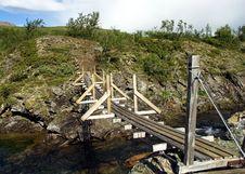 Free Wooden Bridge Stock Image - 5785931