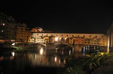 Free Ponte Vecchio - Florence Stock Photography - 5787252
