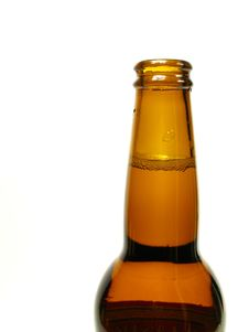 Free Beer Bottle Royalty Free Stock Image - 5787646