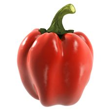 Free Red Pepper Royalty Free Stock Photo - 5788765