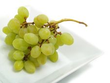 Free Bunch Of Grapes Royalty Free Stock Photo - 5788925