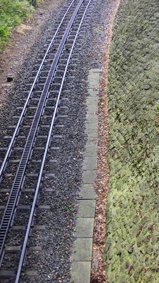 Free Rack Railway Stock Photography - 5789082