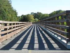 Free Shadowed Bridge Royalty Free Stock Photos - 5789158