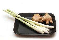 Free Lemon Grass And Ginger Stock Image - 5789311