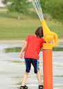 Free Boy Playing Stock Photography - 5790362