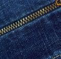 Free Jeans Zipper Stock Photo - 5791140