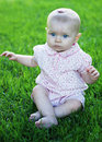 Free Baby Looking Confused - Vertical Stock Photography - 5791572