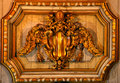 Free Ceiling Decoration In A Church In Rome Stock Photo - 5793220