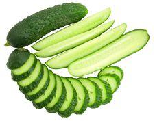 Free Cucumbers Royalty Free Stock Photo - 5790015