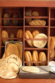 Free Sorts Of Bread Stock Photo - 5790100