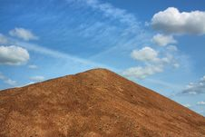 Sand Mountain Stock Photography