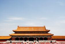 Free Forbidden City Stock Images - 5790704