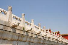 Free Forbidden City Royalty Free Stock Photos - 5790798