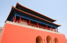 Free Forbidden City Royalty Free Stock Images - 5790979