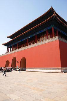 Free Forbidden City Royalty Free Stock Photos - 5791028
