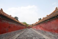 Free Forbidden City Stock Photo - 5791070