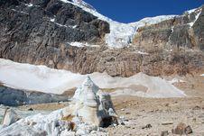 Free Glacier Angel Royalty Free Stock Photography - 5791897
