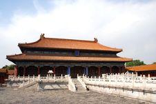 Free Forbidden City Stock Image - 5792011