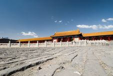 Free Forbidden City Royalty Free Stock Photo - 5792035