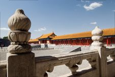 Free Forbidden City Stock Image - 5792061