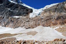 Free Glacier Angel Stock Photos - 5792063