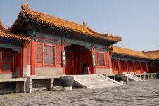 Free Forbidden City Royalty Free Stock Photos - 5792098