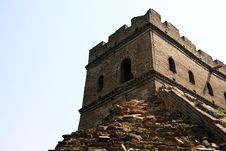 Free Great Wall Stock Photography - 5792642