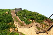 Free Great Wall Stock Photography - 5792672