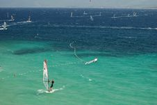 Free Windsurfing Stock Images - 5793874