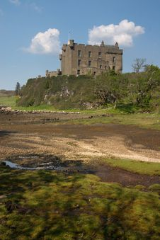 Free Dunvegan Castle Stock Photography - 5794212