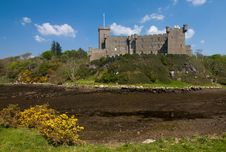 Free Dunvegan Castle Royalty Free Stock Photography - 5794227