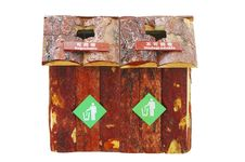 Free Wooden Dustbin Stock Photos - 5794323